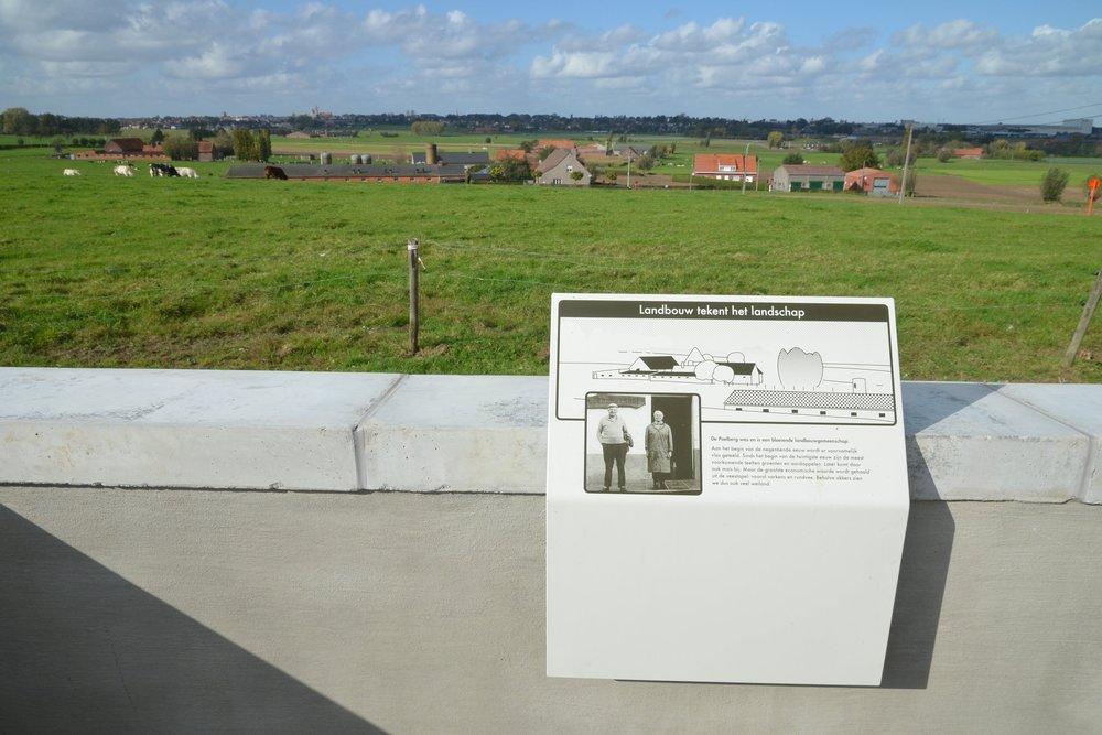 Bezoekerscentrum Poelberg, Tielt
