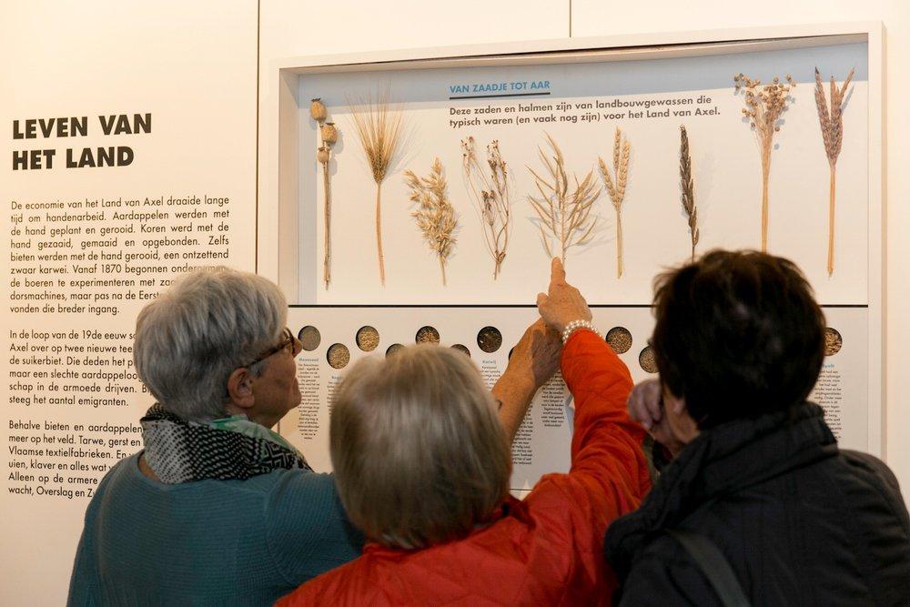 Het Warenhuis, Museum Land van Axel