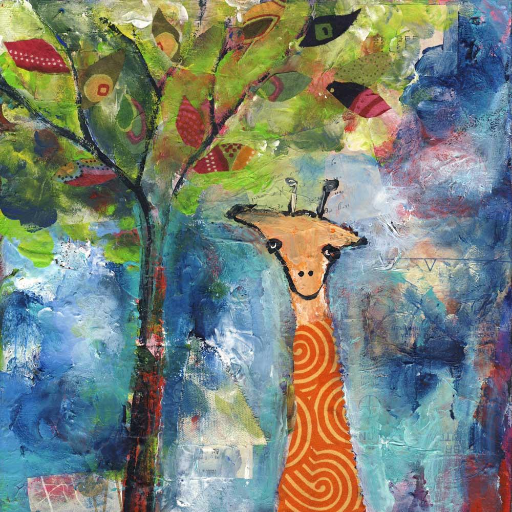Giraffe - SOLD