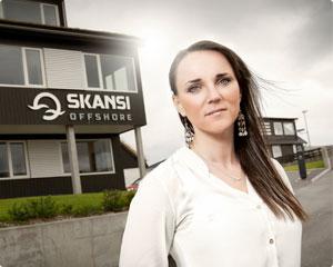 Anna Kalsø, Skansi Offshore