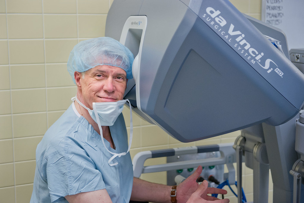 Pier Cristoforo Giulianotti - Worldwide Master in Robotic Surgery