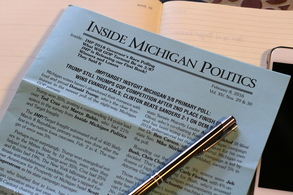 Subscribe to Inside Michigan Politics