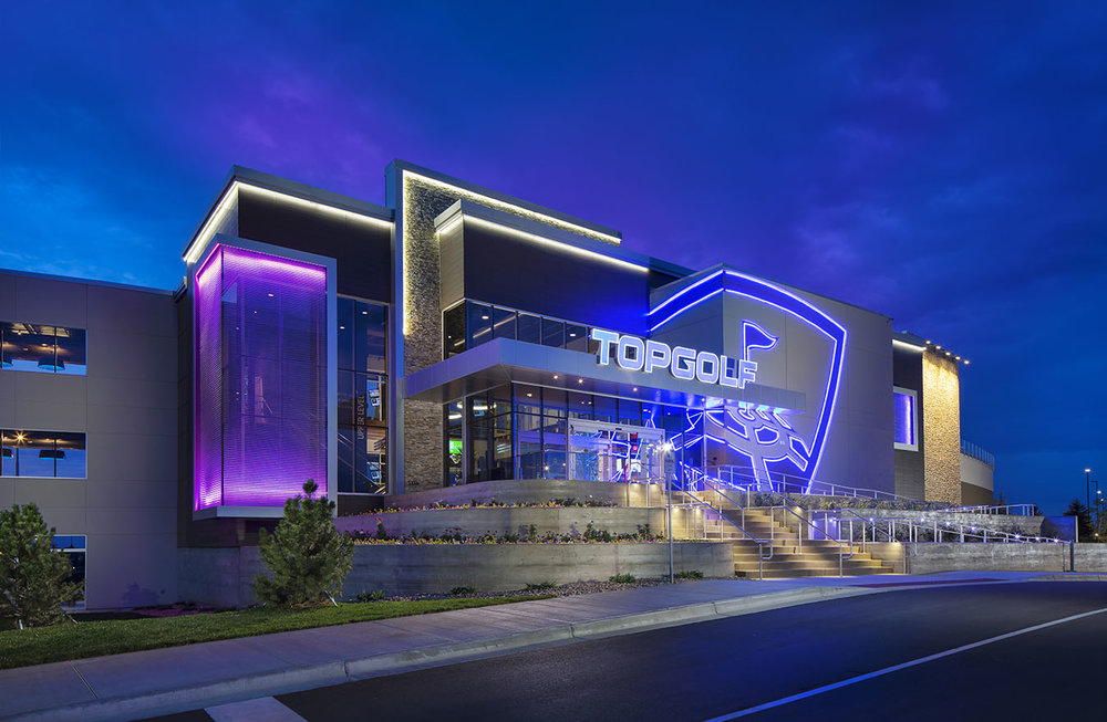 TopGolf Montecillo  - Now Open
