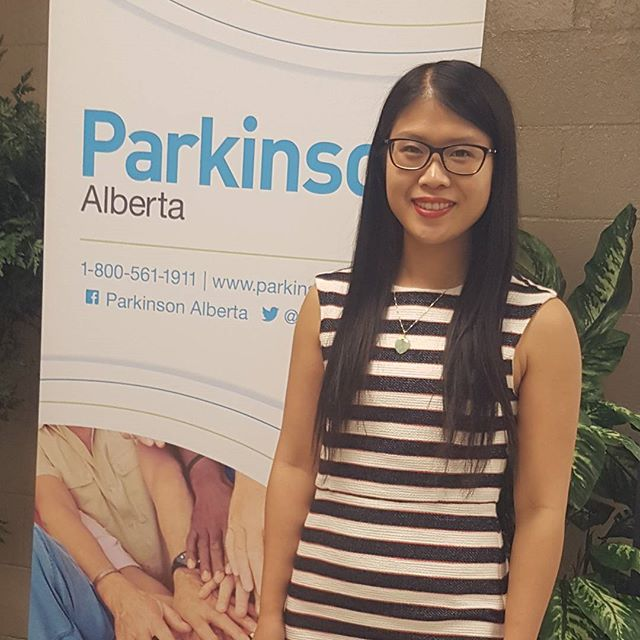 So honored today to have been invited as a nutrition speaker for @ParkinsonAB to share my Top 5 Nutrition Tips for Parkinson's with a room full of amazing people! #eatuitivenutrition #yycnutritionist #yycdietitian #dietitian #nutrition #nonprofit #professionalspeaker