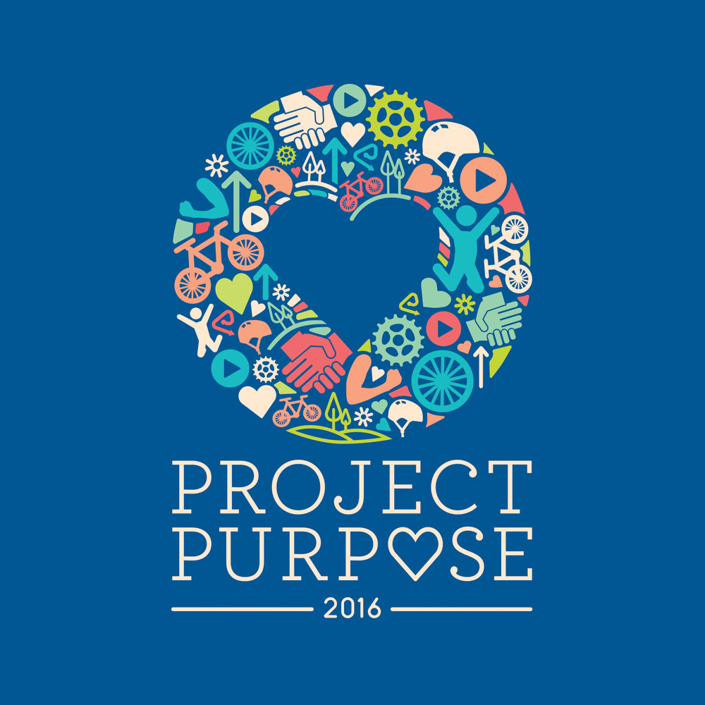 non-profit project purpose logo