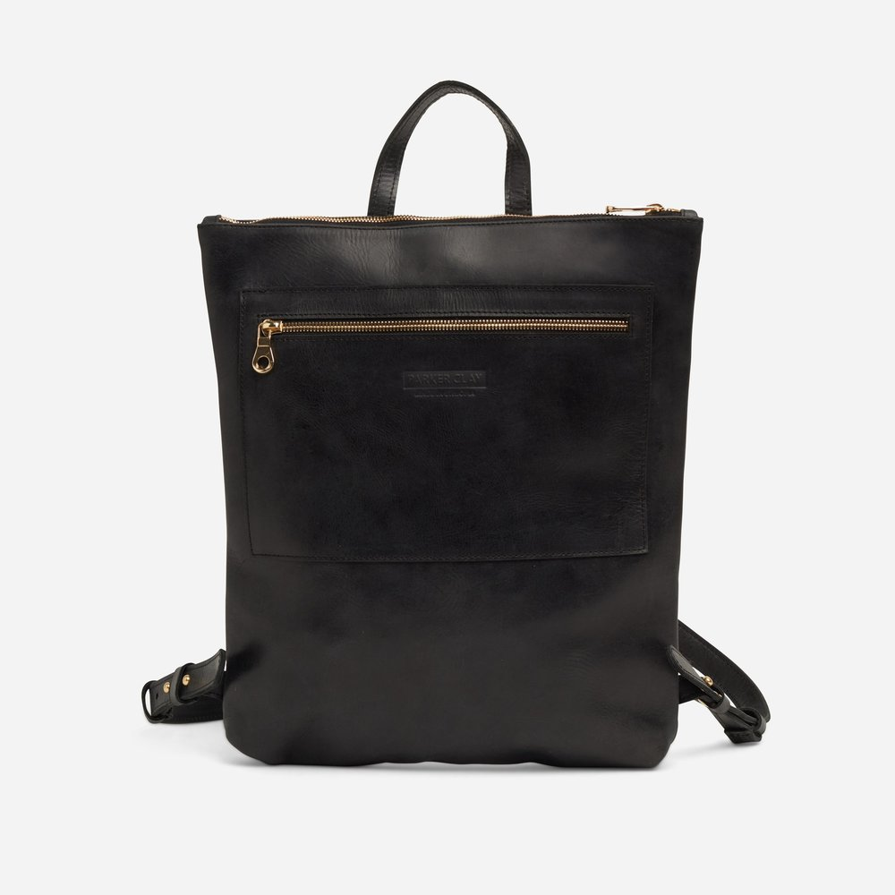 Parker Clay Miramar Leather Backpack - check out their amazing hand crafted products. They have great stuff for men as well!