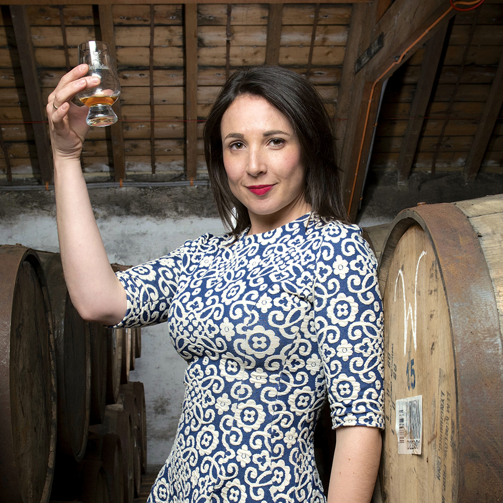 glenfiddich tasting with jennifer wren