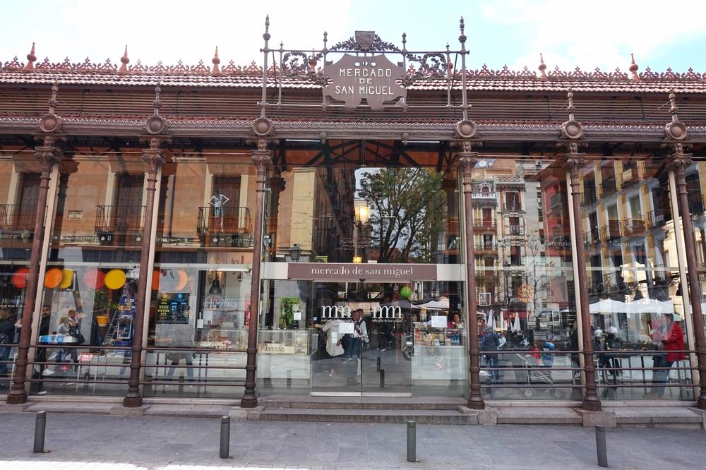 Market of San Miguel