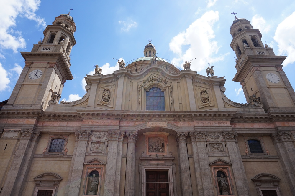 Sant'Alessandro in Zebedia