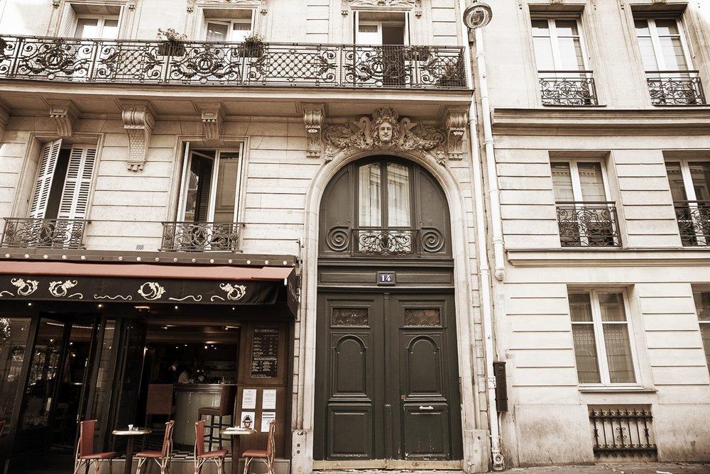 Paris-Tilsitt