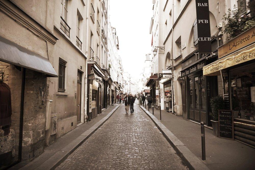 Rue Mouteffard