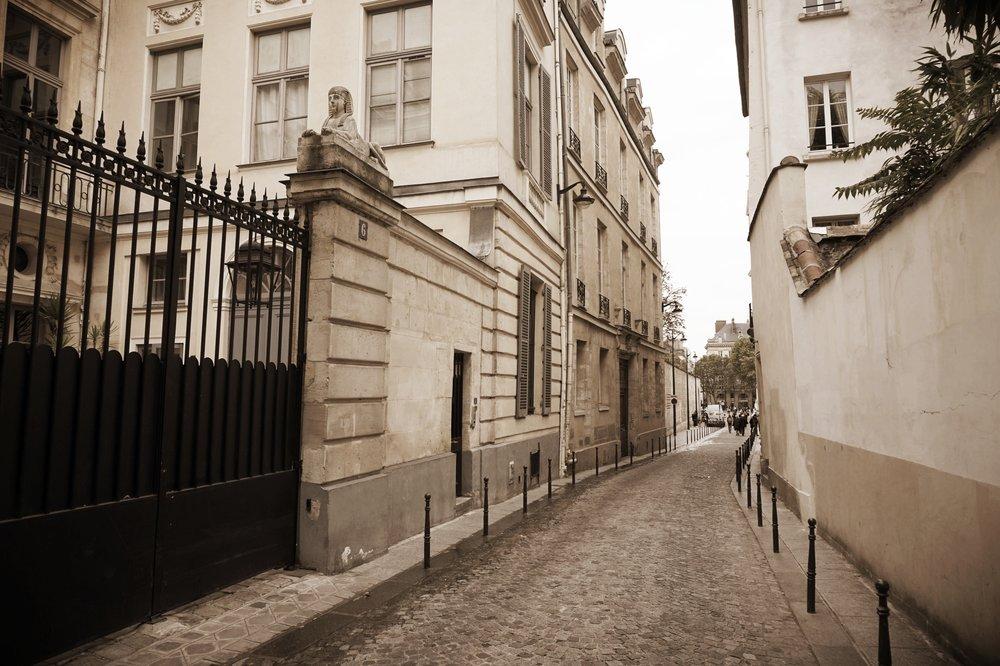Rue Férou