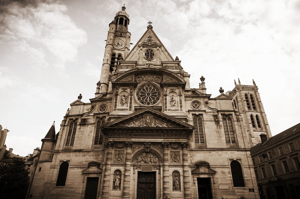 St-Etienne-du-Mont