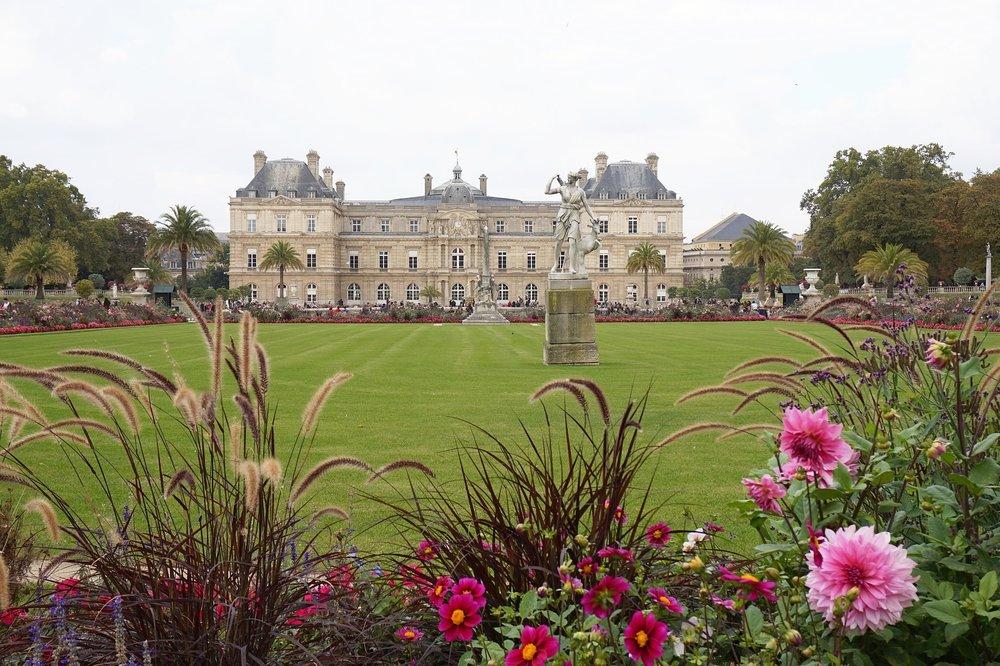 Paris-Jardins-Luxembourg