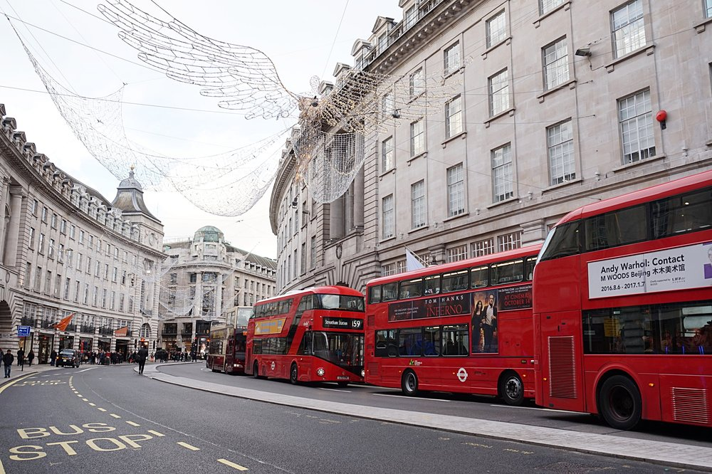 London-regent-street