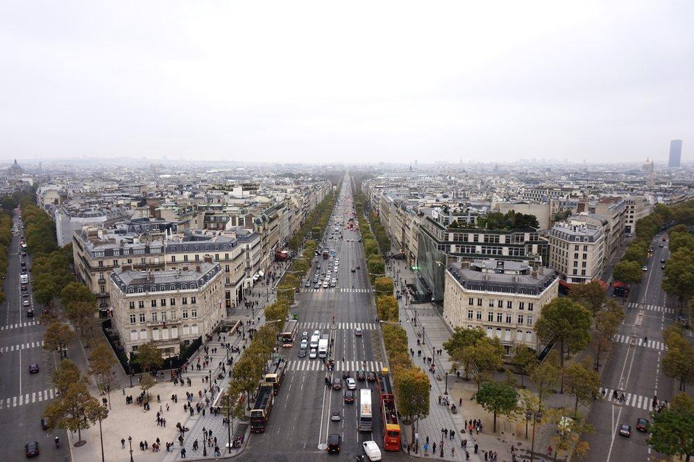 view-arc-de-triomphe