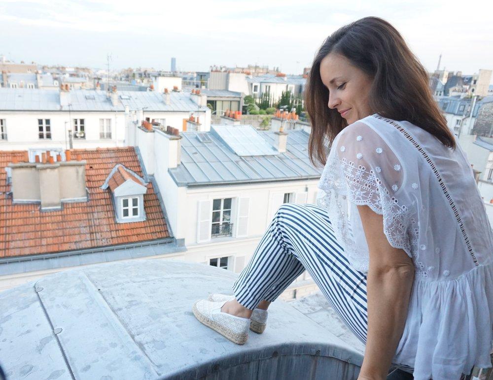 Paris-rooftop