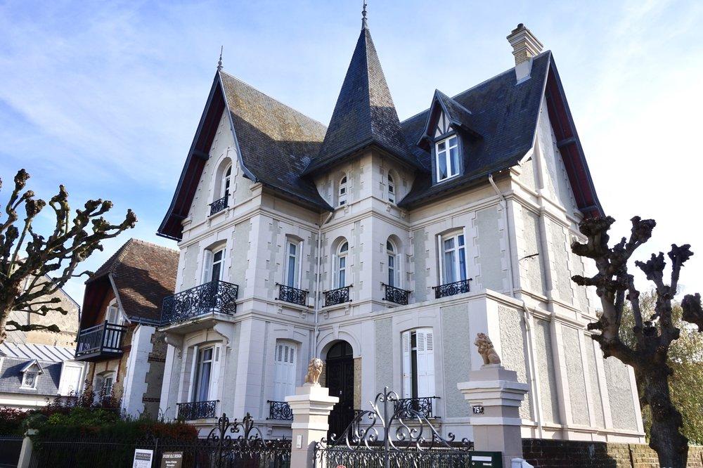 Deauville-architecture