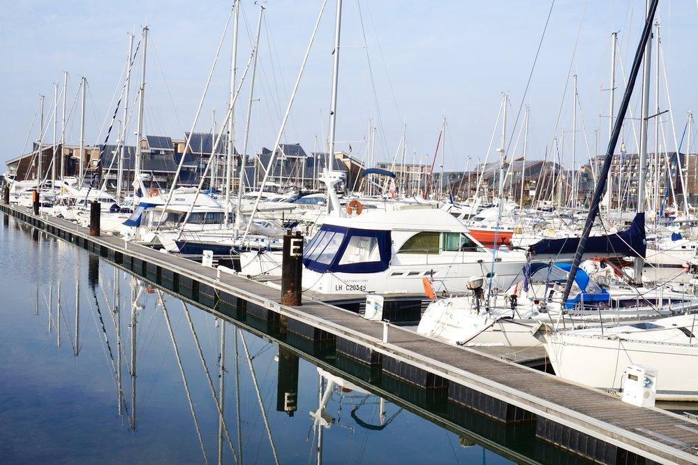 Deauville-marina