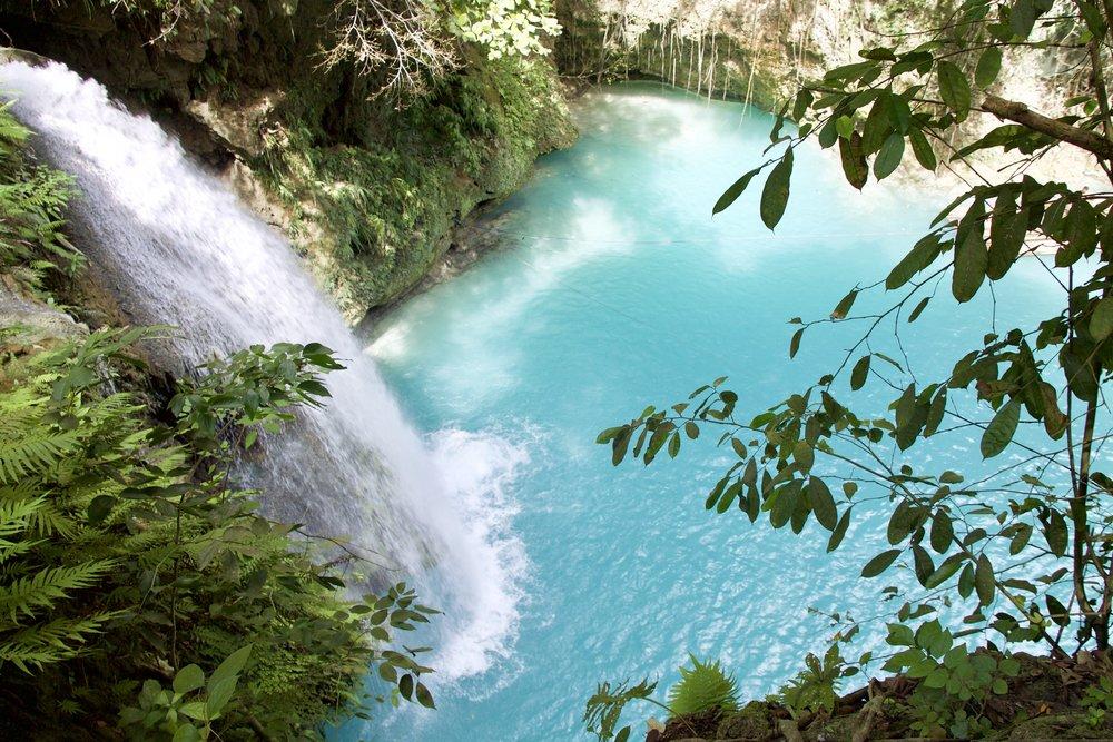 Philippines-Kawasan-Falls