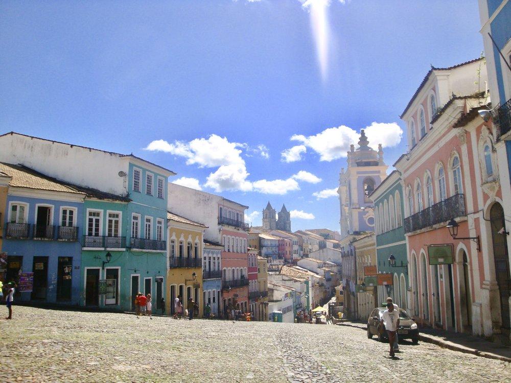Brazil-Salvador