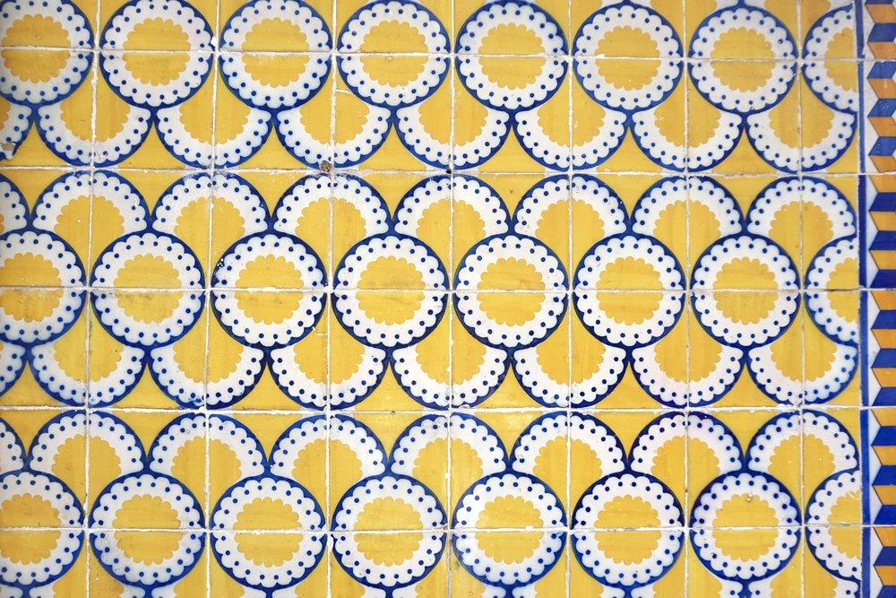 Lisbon-Tiles