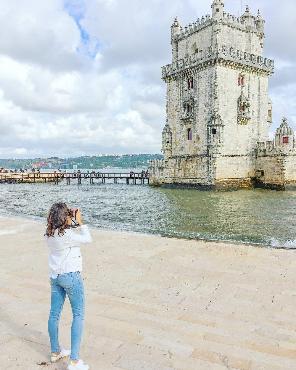 Lisbon-Belem-Tower