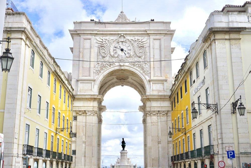 Lisbon-Baixa-Chiado