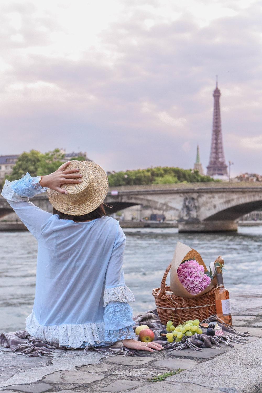 Paris-picnic