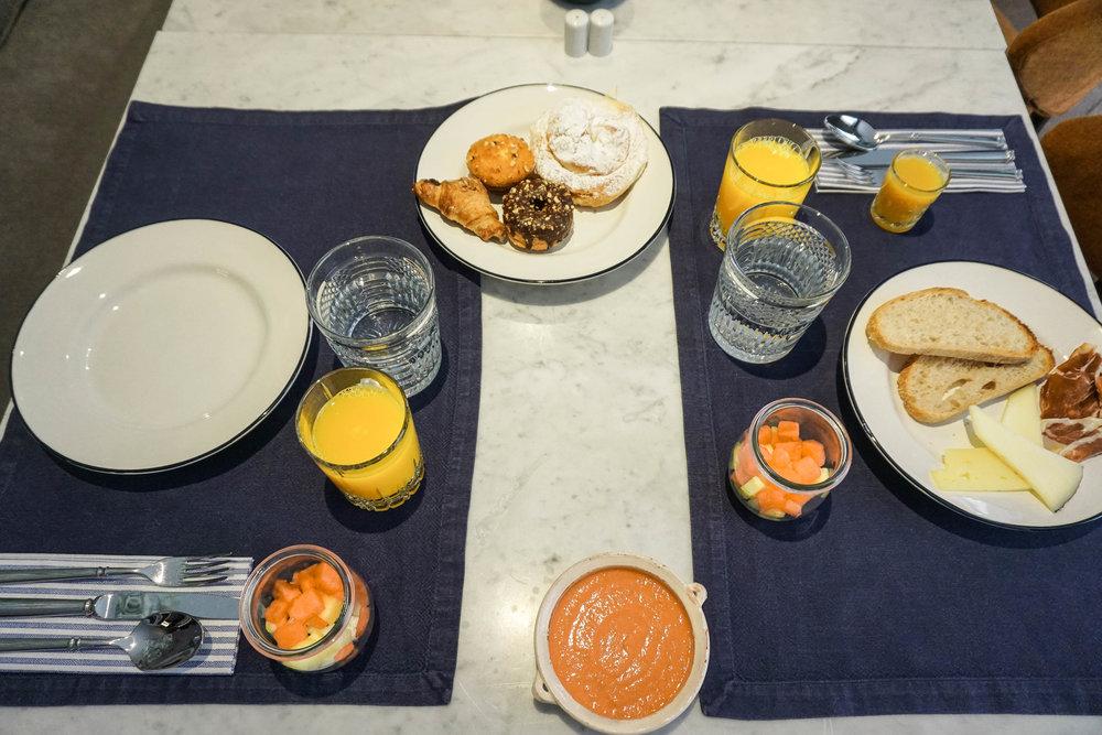 Palma-Sant-Jaume- Breakfast