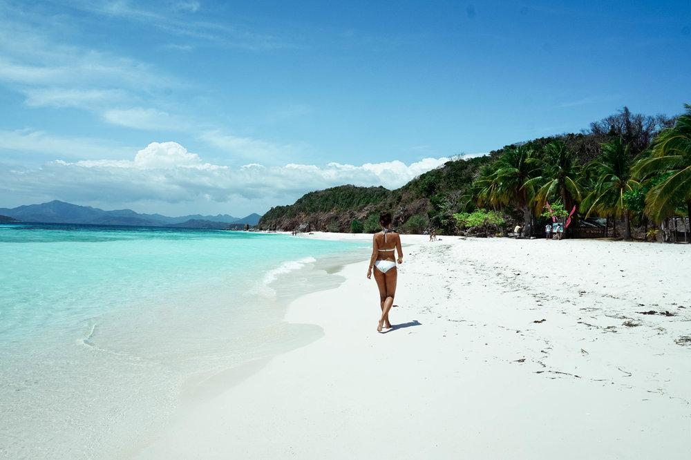 Philippines-Malcapuya-Island