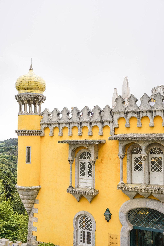 Sintra-Pena Palace
