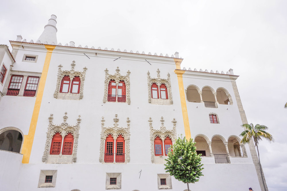 Sintra- Palace