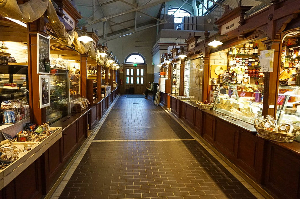 Helsinki-Old Market Hall