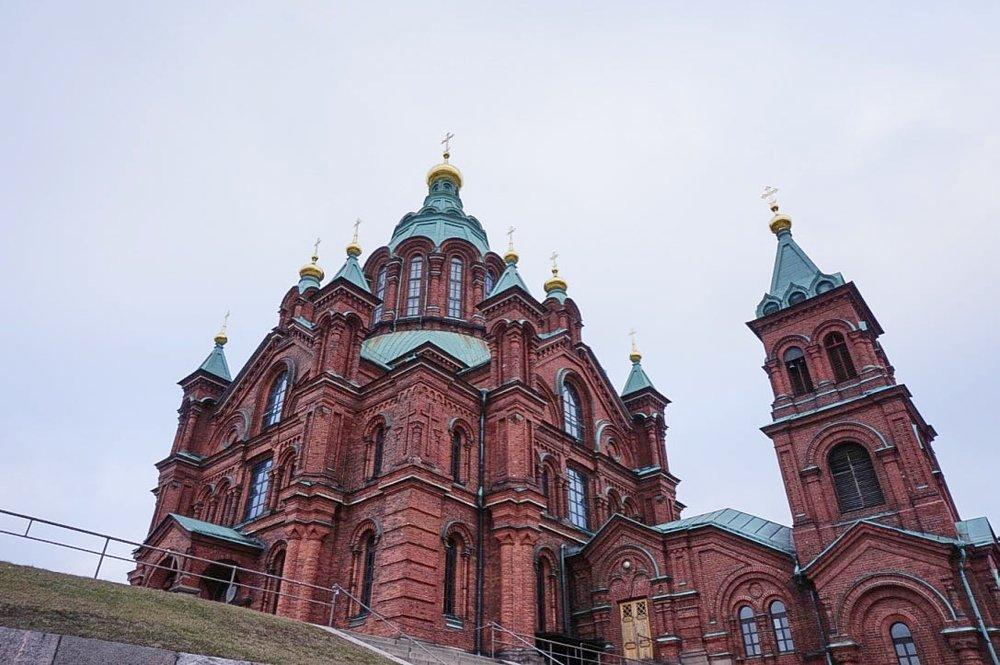 Helsinki-Upsenski Cathedral