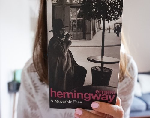 Hemingway-Paris-Moveable Feast