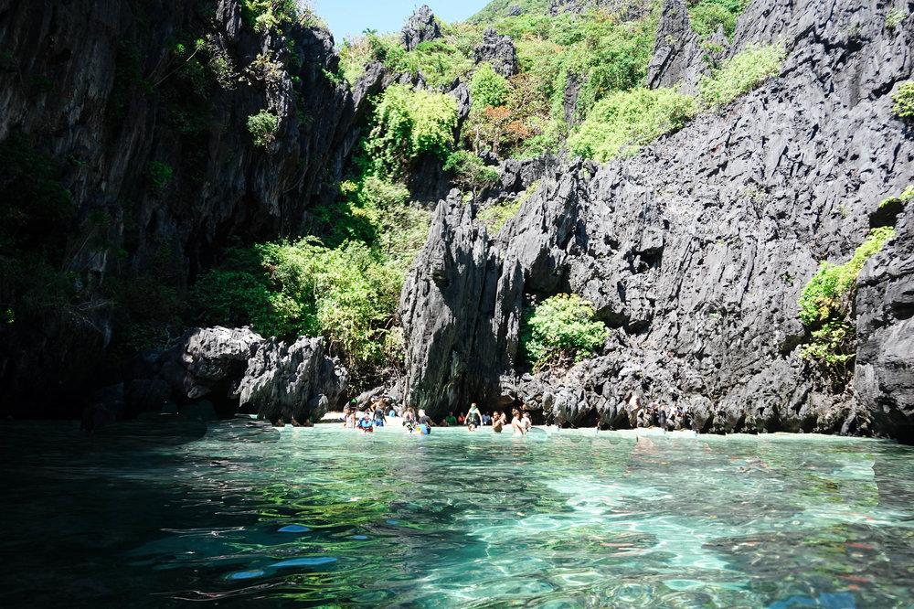 Philippines-Secret Beach
