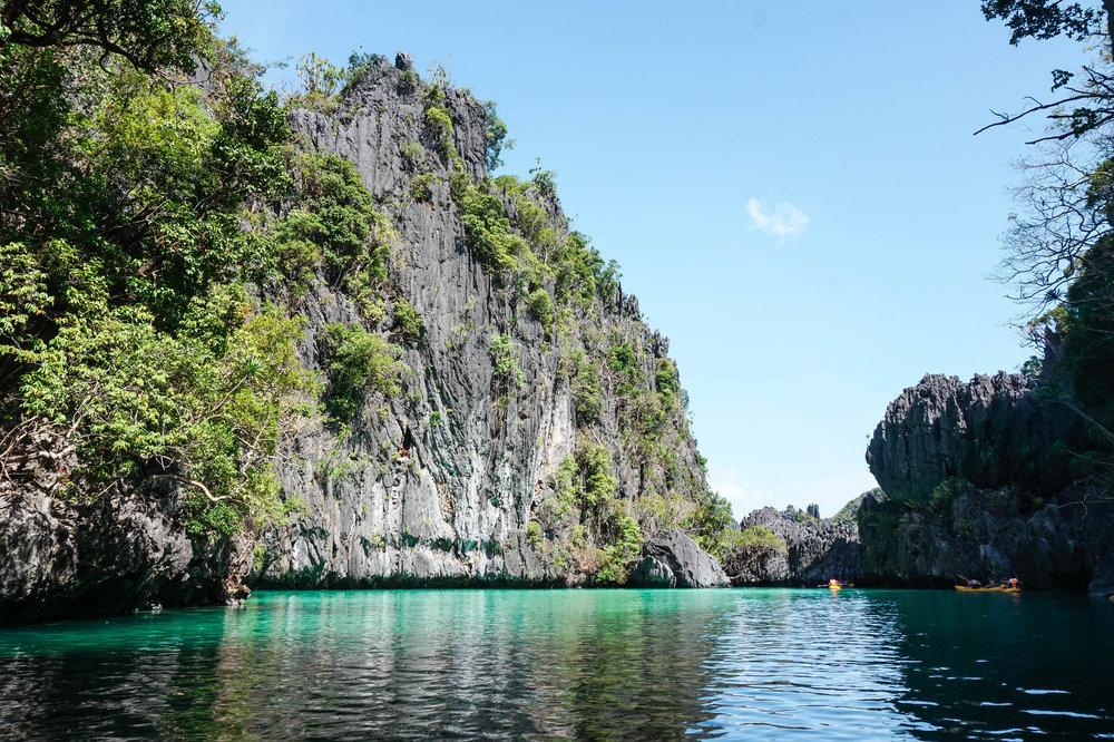Philippines-Small Lagoon