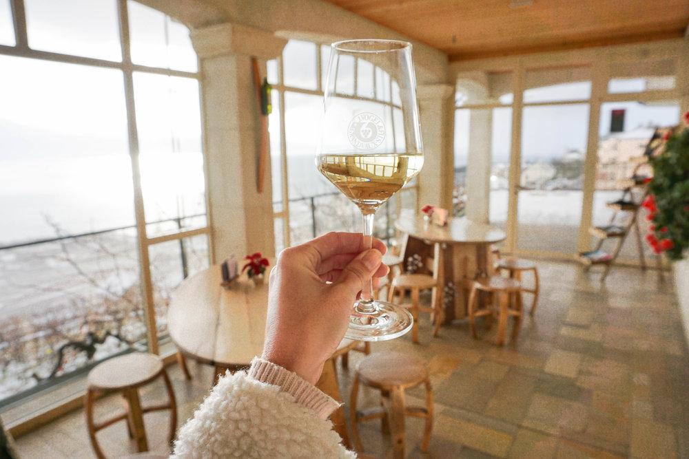 Lausanne-wine