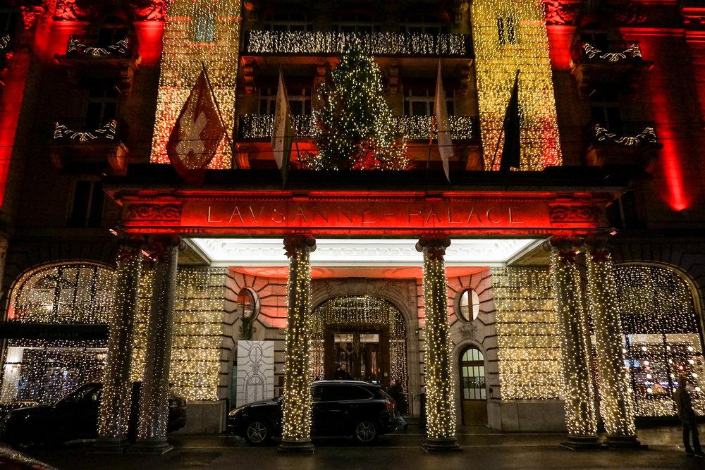 Lausanne-Palace