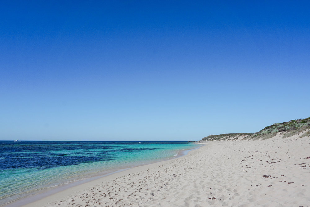 Rottnest Island - Ricey Beach