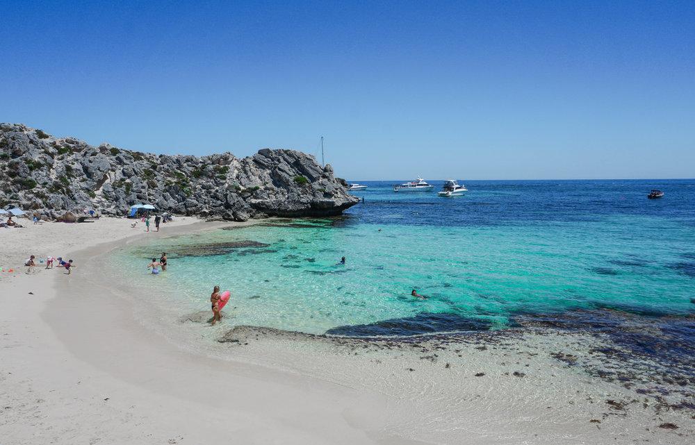 Rottnest Island - Little Armstrong Bay