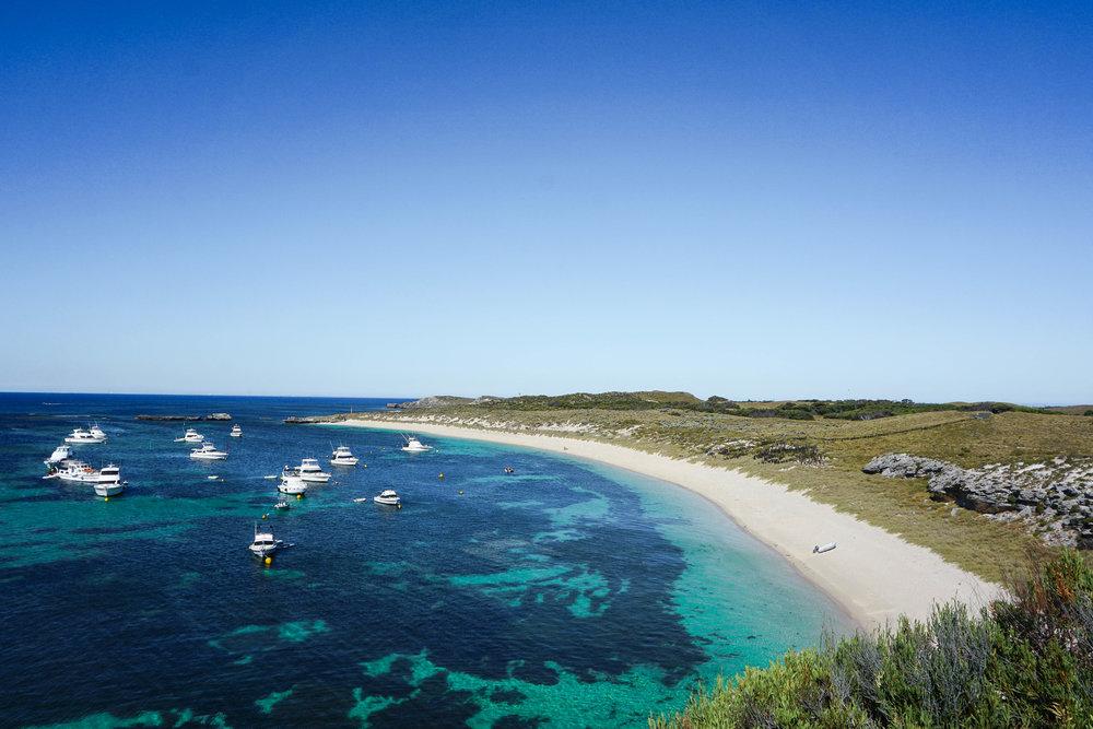 Rottnest Island - Catherine Bay