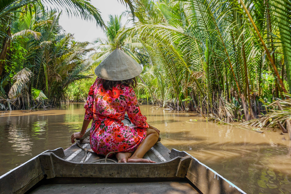 Vietnam - Mekong Delta