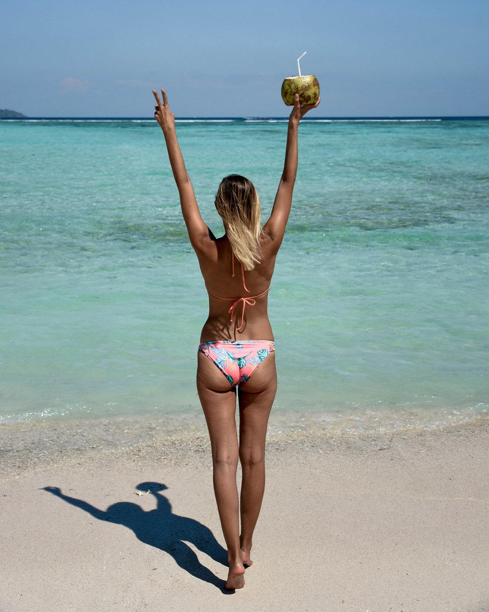 Nadine Rohner - Blonde Seashell