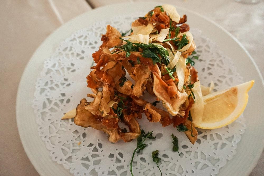 Lanzarote - Restaurant - El Risco