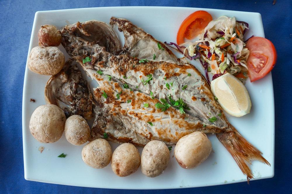 Lanzarote - Restaurant - La Nasa