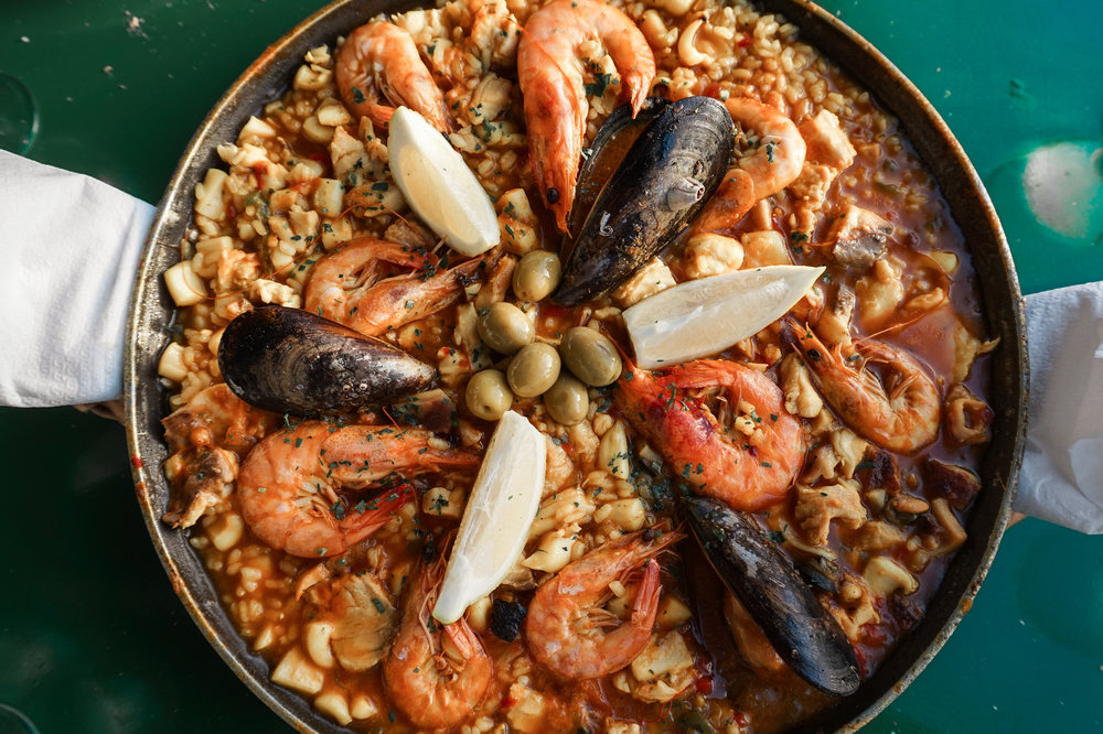 Lanzarote - Restaurant - Bogavante