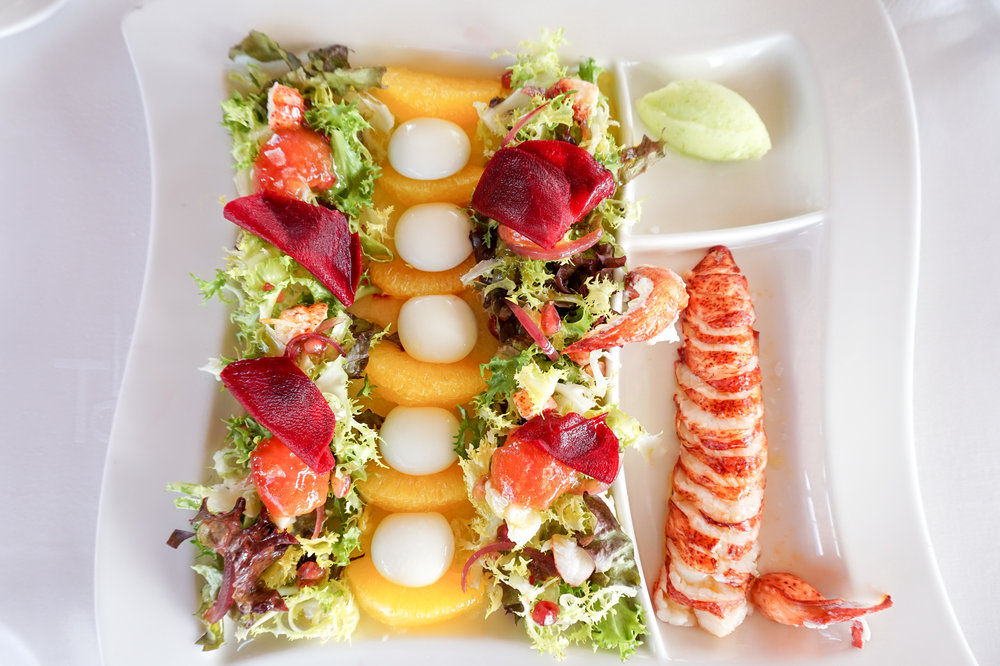 Lanzarote - Restaurant - La Tegala