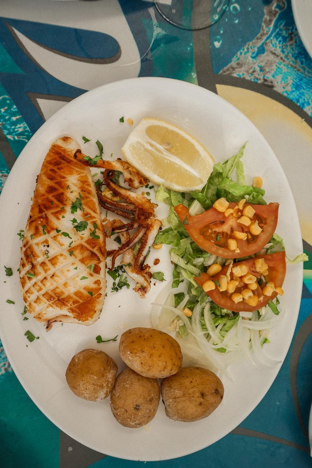 Lanzarote - Restaurant - El Pisquito